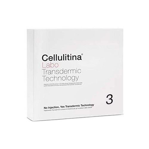 CELLULITINA TRANSDERMIC TECHNOLOGY ATTACCO GRADO 3 FLACONE 120 ML + TUBO 150 ML