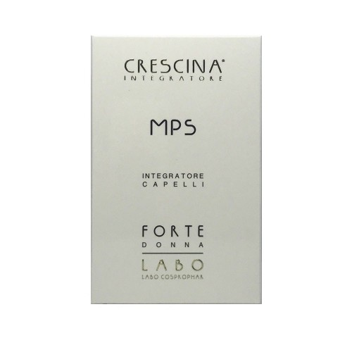 CRESCINA INTEGRATORE CAPELLI MPS DONNA 60 COMPRESSE 60 G PROMO
