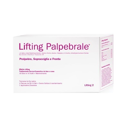 TC LIFTING PALPEBRE SOPRACCIGLIA E FRONTE LIFTING 2 20ML + CREMA SOLIDA 30 ML