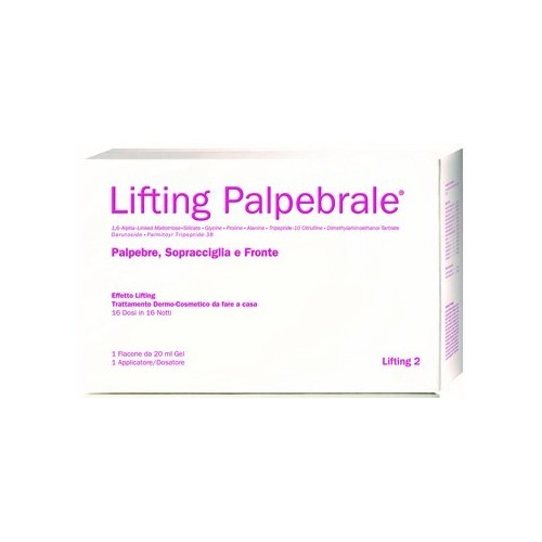 LIFTING PALPEBRE SOPRACCIGLIA E FRONTE LIFTING 2 20ML