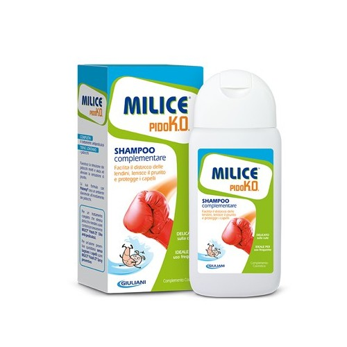 MILICE PIDOKO SHAMPOO COMPLEMENTARE 150 ML