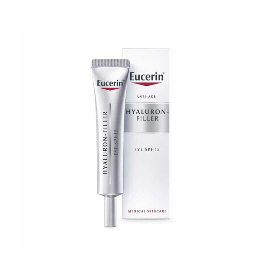 EUCERIN HYALURON-FILLER EYE 15 ML
