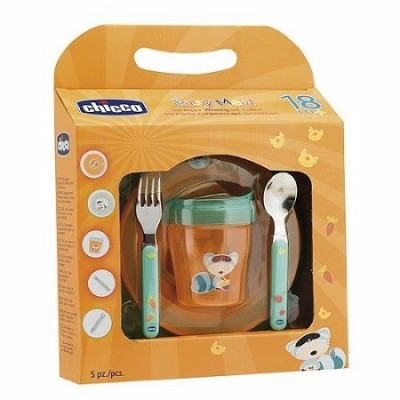 CHICCO SET PAPPA 18M+