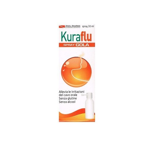 KURAFLU SPRAY GOLA 30 ML
