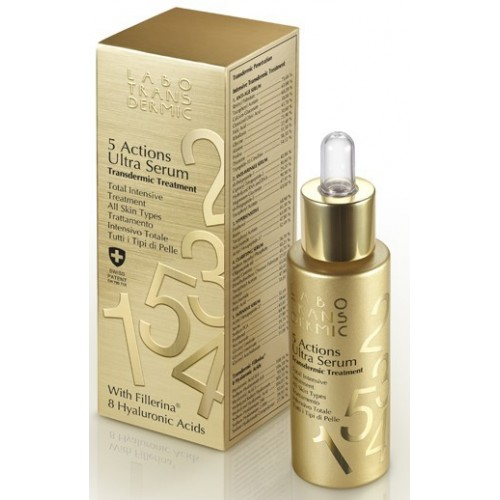 LABO TRANSDERMIC ULTRA SERUM 5 AZIONI 30 ML