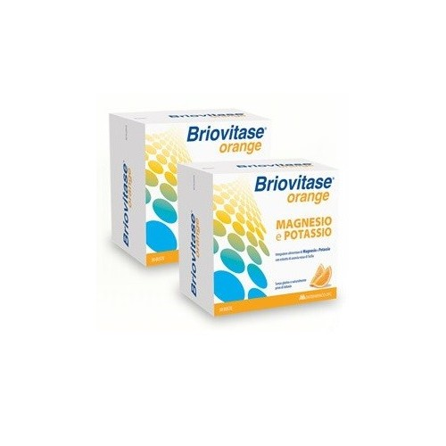 BRIOVITASE ORANGE 14 BUSTINE
