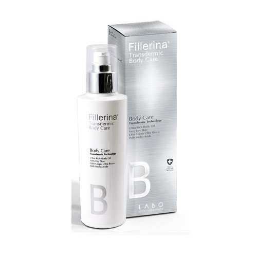 FILLERINA TRANSDERMIC BODY CARE B OLIO CORPO ULTRA RICCO