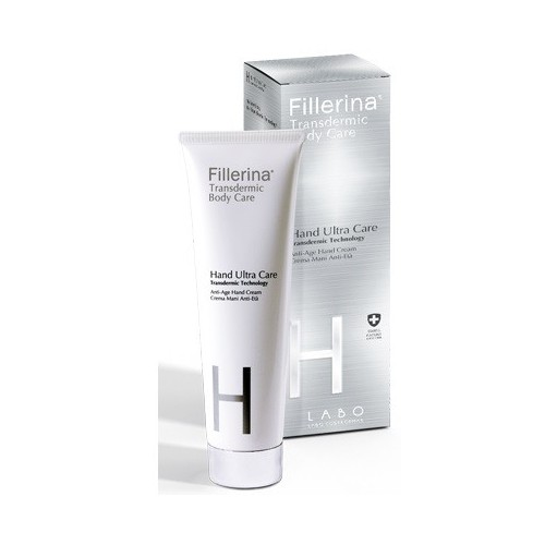 FILLERINA TRANSDERMIC BODY CARE H CREMA MANI ANTI ETA'