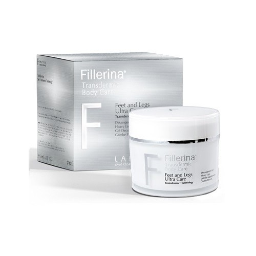 FILLERINA TRANSDERMIC BODY CARE F GEL DECONGESTIONANTE GAMBE PESANTI