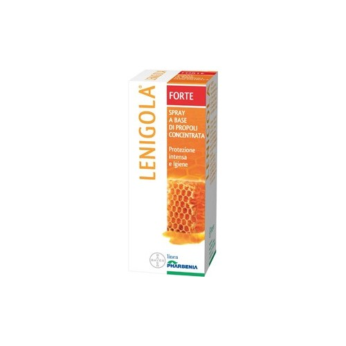 LENIGOLA SPRAY FORTE 20 ML