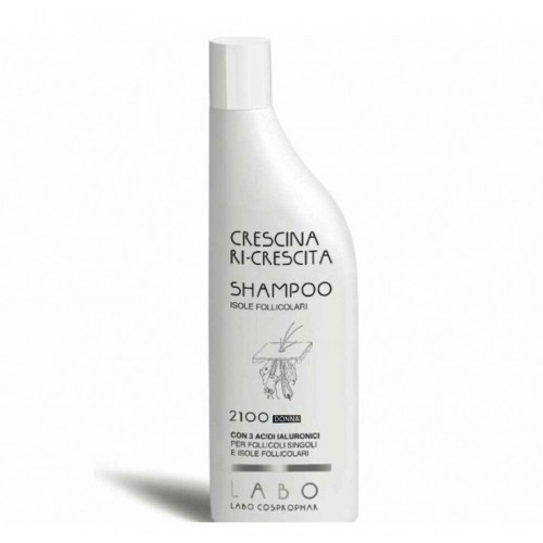SHAMPOO CRESCINA ISOLE FOLLICOLARI 3HA 2100 DONNA 150 ML