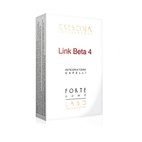 CRESCINA INTEGRATORE CAPELLI LINK BETA-4 DONNA 30 COMPRESSE