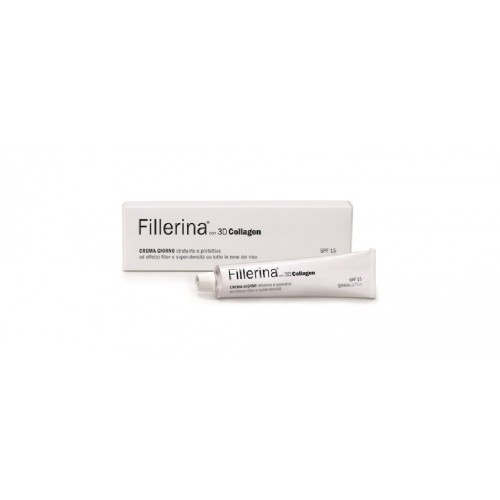 FILLERINA 3D COLLAGEN CREAMA NOTTE GRADO 4 PLUS