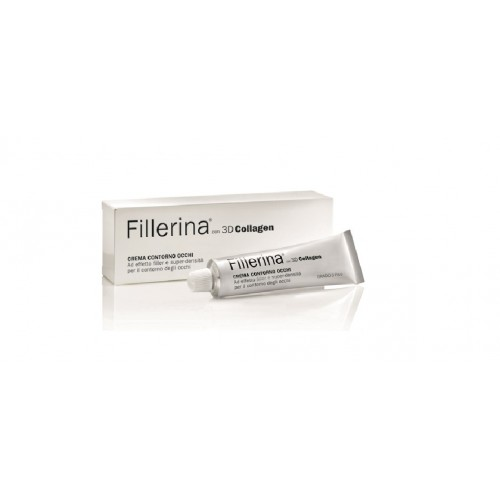 FILLERINA 3D COLLAGEN CREMA CONTORNO OCCHI GRADO 4 PLUS