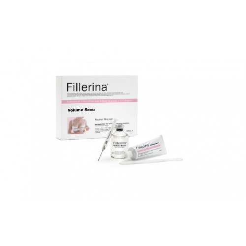 FILLERINA VOLUME SENO 3D COLLAGEN TRATTAMENTO INTENSIVO GRADO 4