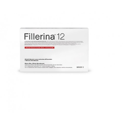 FILLERINA 12 INTENSIVE FILLER GRADO 3 PLUS FLACONE 30+30 ML