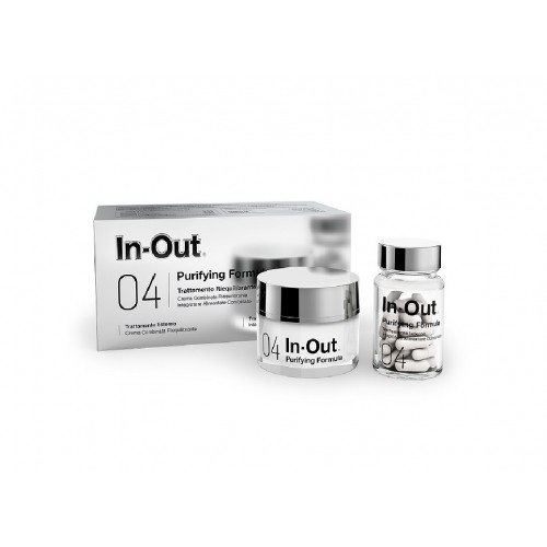IN OUT 04 PURIFYING FORMULA TRATTAMENTO RIEQUILIBRANTE COMBINATO ESTERNO INTERNO