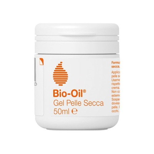 BIO OIL GEL PELLE SECCA 50 ML