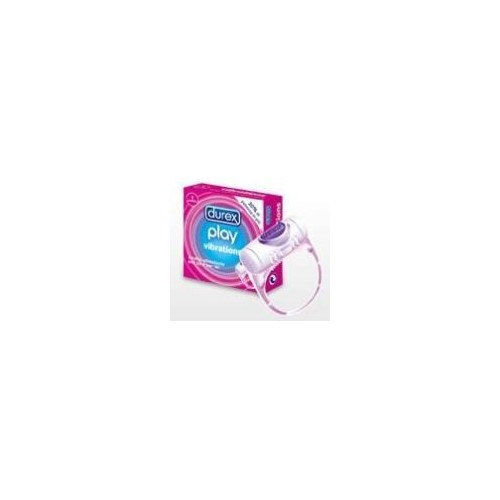 ANELLO STIMOLANTE DUREX MASSAGG PLAY VIBRATION GEN 3 ITALY