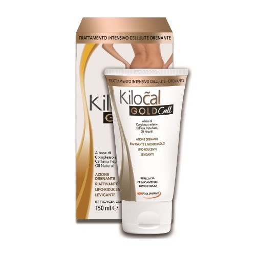 KILOCAL GOLD CELL CREMA 150 ML