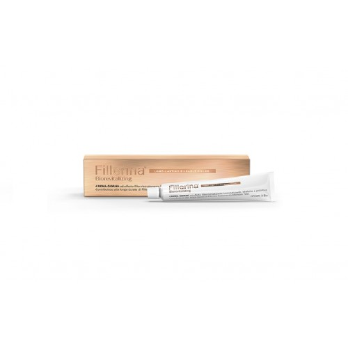 FILLERINA LONG LASTING DURABLE FILLER BIOREVITALIZING CREMA GIORNO GRADO 3